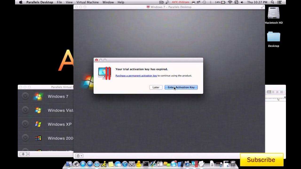 parallels desktop 8 for mac activation key