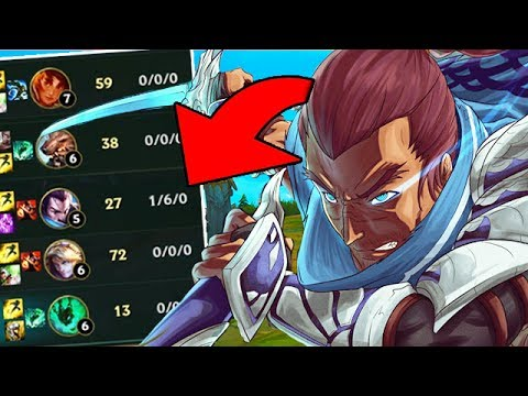 IS THIS THE WORST YASUO IN LEAGUE OF LEGENDS? - Road to Masters #24 League of Legends