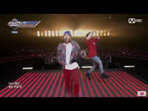 BTS(방탄소년단) - Mic Drop (BTS COUNTDOWN 20171012 @ M COUNTDOWN) [2x Faster]