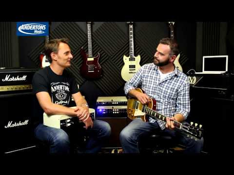 Yamaha THR100HD Guitar Amp - Everything You Want To Know (& probably some you don't!)