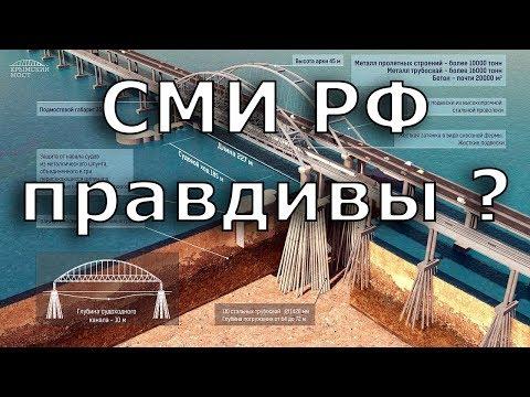 КЕРЧЕНСКИЙ РАЗВОДной мост? Как СМИ РФ из читателя делают лоха...