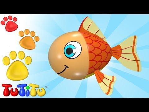 TuTiTu Animais em Português | Peixe E Outros Animais