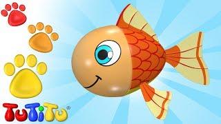 TuTiTu Animais em Português   Peixe E Outros Animais