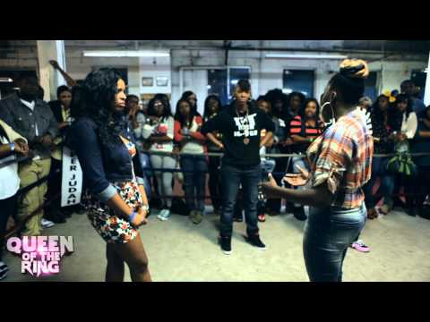 Babs Bunny & Vague Presents Queen Of The Ring Jada Raye Vs Couture video