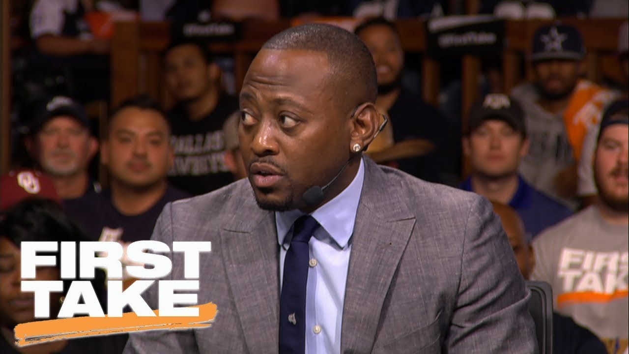 Omar Epps expects Canelo Alvarez to 'destory' Gennady Golovkin | First Take | ESPN