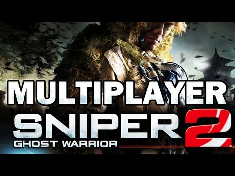 Sniper: Ghost Warrior 2 - Multiplayer Gameplay