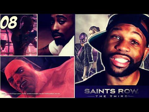 Saints Row 3 the Third Walkthrough Part 8 - The Belgian Problem