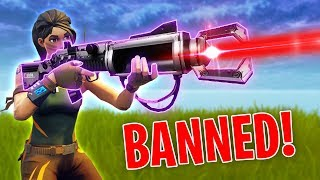 10 Items That Were BANNED From Fortnite
