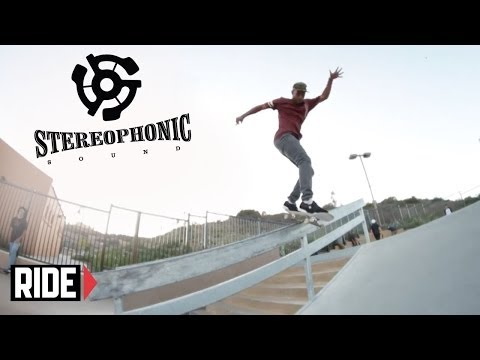 Jason Lee, Chris Pastras, Jordan Hoffart, Tommy Fynn, and More in Stereophonic Sound: Volume 18