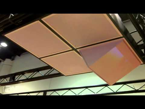 InfoComm 2013: KSI Professional Shows Ceiling Speakers