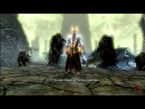 Skyrim Dragonborn (DLC): Miraak The OTHER Dragonborn - First Encounter
