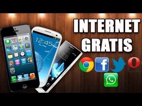 Las 4 hermosas aplicaciones para tener internet gratis