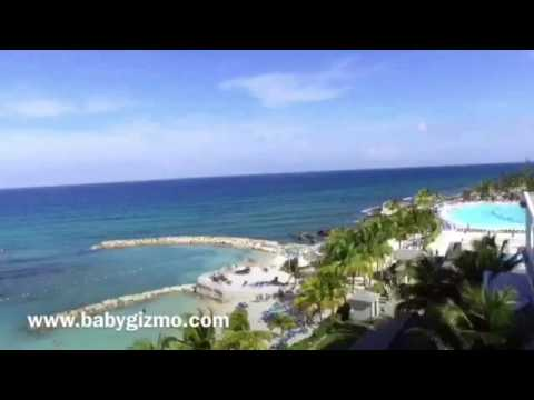 TRAVEL: Grand Palladium JAMAICA Ariel Hotel Tour