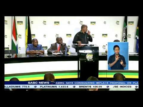ANC NEC to discuss Nkandla report
