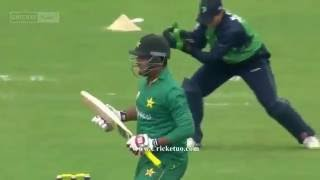 Sharjeel Khan 152 Runs off 86 Balls Full Highlights Ireland vs Pakistan 1st ODI 2016 Highlights   HD