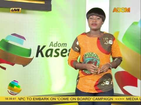 Adom TV News (29-4-16)