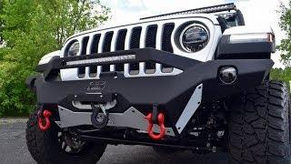 2019 Jeep Wrangler Unlimited Rubicon eTorque - Rocky Ridge Summit - Quick Walkthrough | 28676T