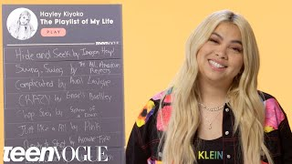 Hayley Kiyoko Creates The Playlist of Her Life | Teen Vogue