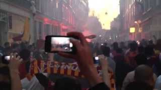 Ultraslan Hollanda - Amsterdam 2012-2013