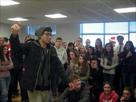 **MUST WATCH** NERD Rap Battle - Part 4