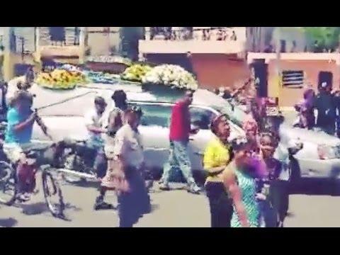 VELORIO & ENTIERRO de Monkey Black Ultimo Adios en Cementerio Los Minas (Cuerpo Muerto)