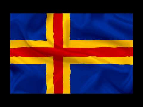 "Regional anthem of Åland Islands ""Ålänningens sång"" / ""Ahvenanmaalaisten laulu"""