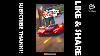 Road Riot - Gameplay Mobile Android Phone Game Review