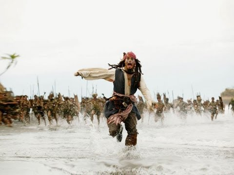 PIRATES OF THE CARIBBEAN 5 Is On It's Way - AMC Movie News