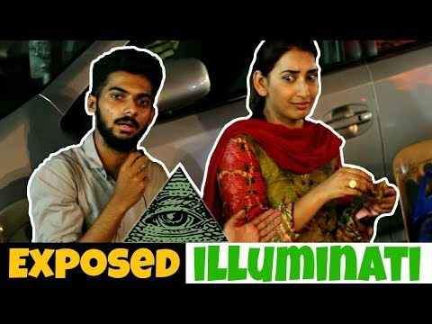Interview Gone Prank | Exposed Illuminati | Prank In Pakistan