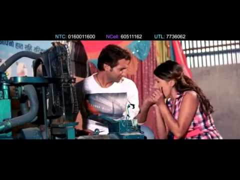 Nepali Film Song Hd 2013 - Nabole Ni Hasi Rakhana.mp4 video