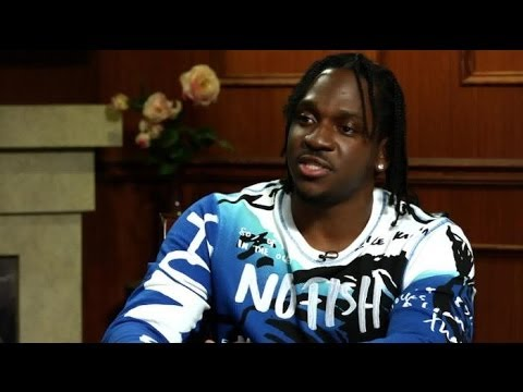 Pusha T (of Clipse) on
