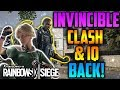 INSANE *NEW* INVINCIBLE IQ + CLASH GLITCH IS BACK?!? (NOT TUTORIAL)   Rainbow Six Siege