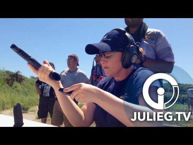 Gone SHOOTing: Return to Practial Shooting at Pioneer USPSA Club | JulieG.TV