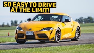 To All The SUPRA Haters - 2020 Toyota Supra Track Review