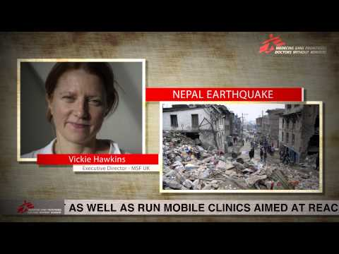 NEPAL EARTHQUAKE | MSF sends medical teams to support relief effort
