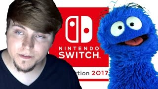 Nintendo Switch Presentation Live Reaction and Commentary │ Featuring Lockstin!