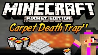 MCPE // Carpet Trap