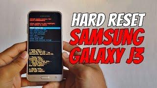 Hard Reset no Samsung Galaxy J3 SM-J320