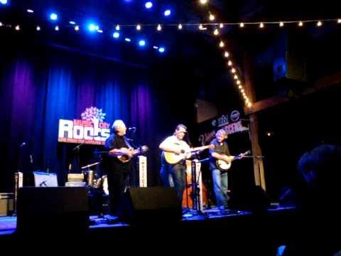 Brian Sutton at Music City Roots Nashville 8/2011