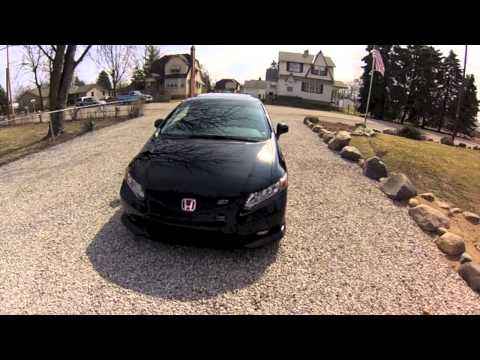 2012 Civic Si coupe HFP