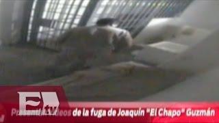 Video: Así se escapó 'El Chapo' Guzmán / Todo México
