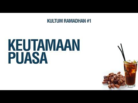 Ramadhan dan Al-Quran - Ustadz Khairullah Anwar Luthfi
