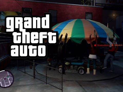 GTA Funny Moments and Stuff 11! (I Can't Wait for GTA 5)