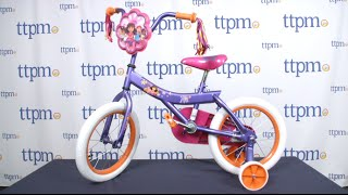 Dora and Friends 16-inch Bicycle from Pacific Cycle