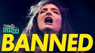 "Lorde ""Royals"" BANNED in San Francisco! - Totally Clevver"