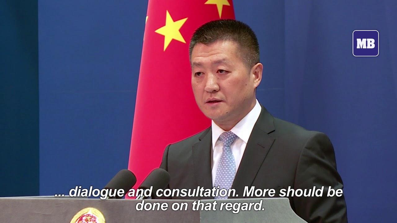 China urges talks after US brands N.Korea a terror sponsor
