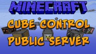 Cube Control Public Server