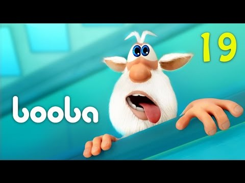 Booba - Metro Episode 19 - Teddy bear Funny cartoons for kids  2017 KEDOO animations for kids thumbnail