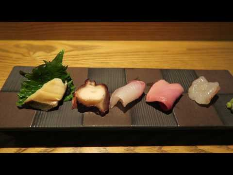 3 Michelin Star Restaurants (Atera, Bouley, and Sushi Azabu)& quick bites in NYC June 2016