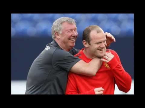 "Rooney ""hell bent"" on leaving Manchester United when Sir Alex Ferguson leaves"